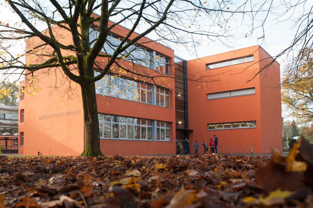 Albert Schweitzer Schule 3 Freiburg